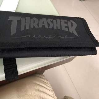 全新 Thrasher 銀包 ,日版