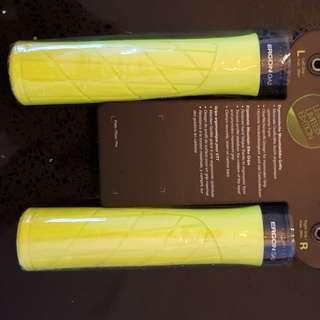 Ergon GA2 Limited Edition Laser Lemon