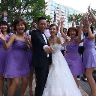 Wedding videography