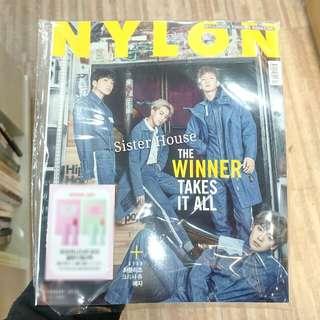 🇰🇷Nylon Magazine - Winner 封面 韓國雜誌二月號