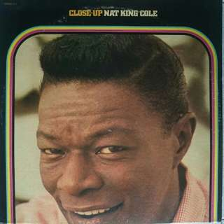 Nat King Cole Close Up Double Vinyl Record