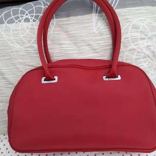 Lacoste bowler bag (authentic)