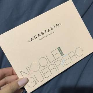 Nicole Guerriero x Anastasia Beverly Hills Glow Kit Palette