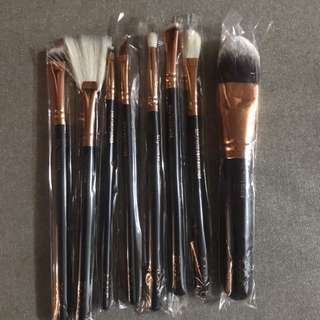 Zoeva Make Up Brushes