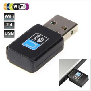 USB Wifi / Wireless Adapter / Dongle