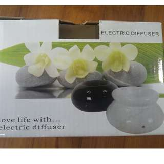 Aroma Electric Diffuser - sample oil included + delivery