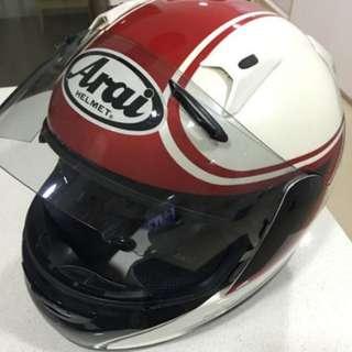 ARAI RXQ Fullface helmet