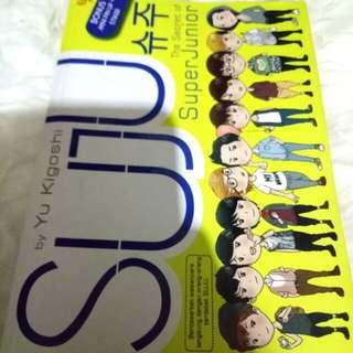 Novel The secret Of Super junior