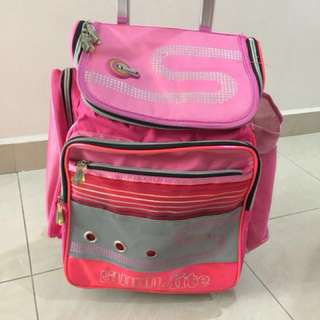 School bag (NO trolley) - Swan brand