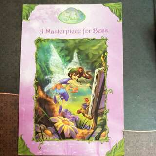 A MasterPiece For Bess Disney Storybook
