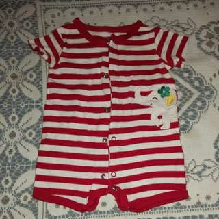 Baby Short Jumpsuit