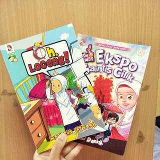 Malay Storybooks