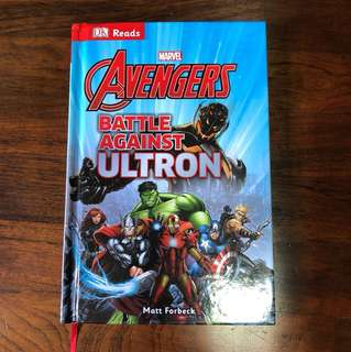 DK Reads -Avengers Battle against Ultron