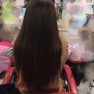 處女膜髮片26寸