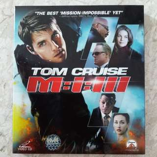 Preloved Movie-Mission Impossible III