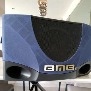 BMB Karaoke Speakers