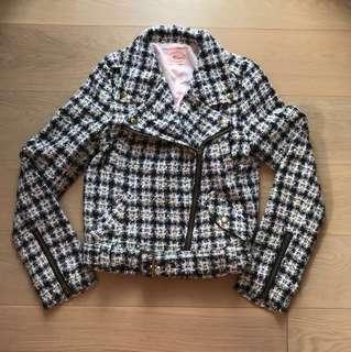 Miel 外套。95成新。係日本買時,著過一次。
