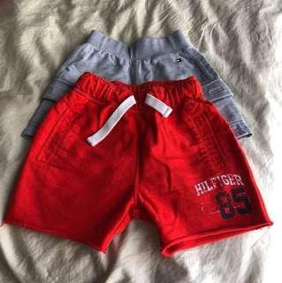 2pcs Tommy Hilfiger pants