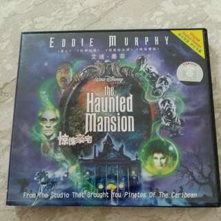 Preloved Movie-The Haunted Mansion