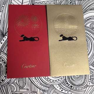 Cartier Limited Edition Red Packet