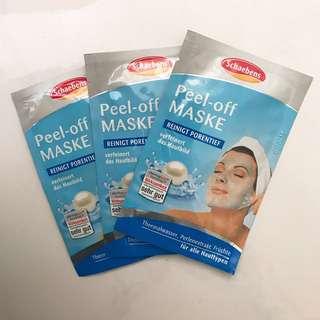 德國Schaebens Peel-off mask