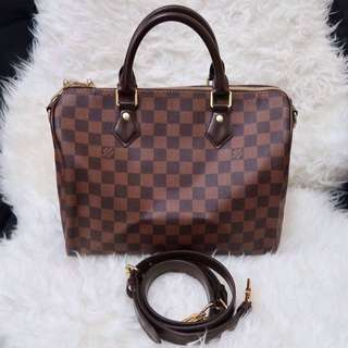 Louis vuitton speed bandouliere 30
