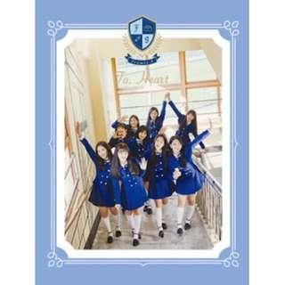 Fromis 9 Mini Album Vol. 1 - To. Heart