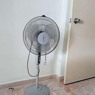 Used Aerogaz Standing Fan is for sale