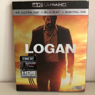Logan - 4K UHD Disc