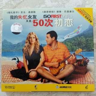 Preloved Movie-50 First Dates