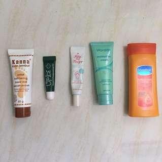 Take all skin care