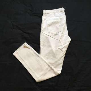 H & M - White jeans