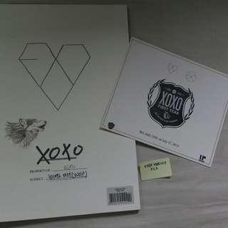XOXO Unsealed Album