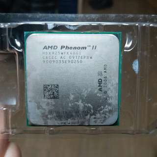 CPU AMD Phebom II x4 925