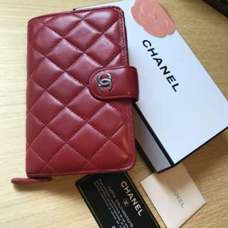 Chanel wallet 100% authentic