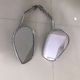 Harley Davidson OEM Original chrome side mirrors