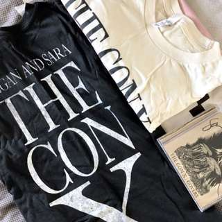 Tegan and Sara (The Con X Merchandise)