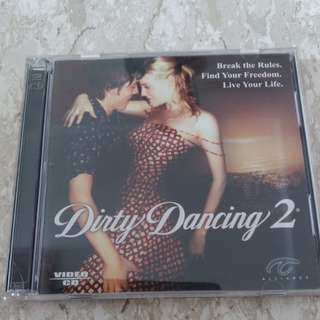 Preloved Movie-Dirting Dancing 2