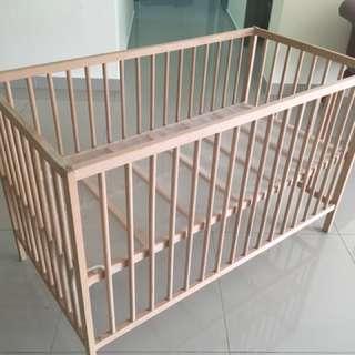 Ikea Baby Cot