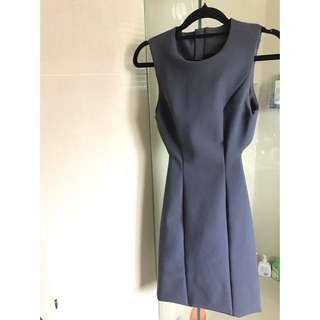 Kookai blue/grey dress