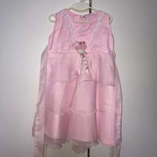 Dress for 1-3 years old