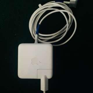 Charger macbook magsafe 2 45w Original