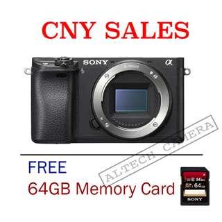 New Sony A6300 Body (Sony Malaysia) Free 64Gb Card