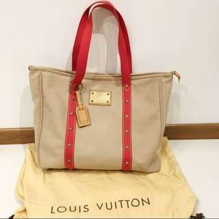 Authentic Louis Vuitton Antigua Bag