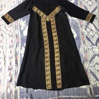 Black Gamis from Mecca