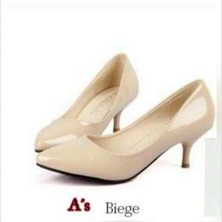 Sepatu High Heels Mt 03 2 Warna