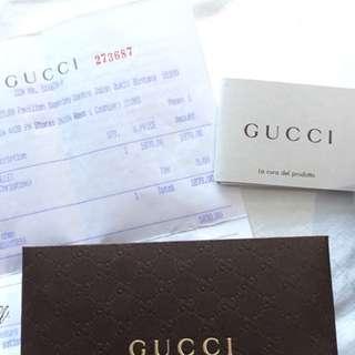 💯 Gucci Sukey Wallet