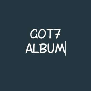 SEALED GOT7 ALBUM