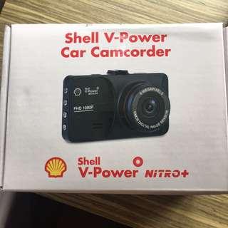 Shell V-Power Car Camcorder