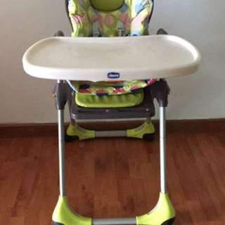 Chicco Baby Chair - strong, comfortable, good condition